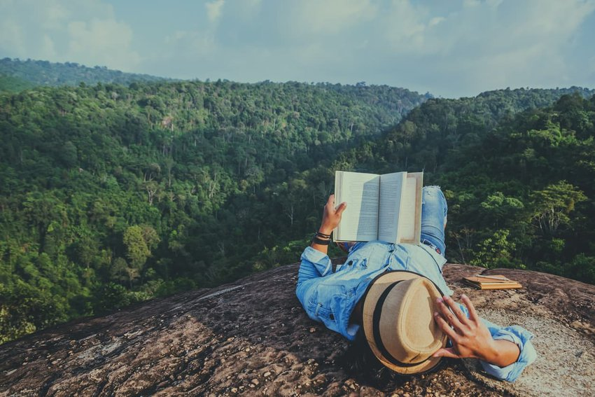 8 Inspiring Books to Read on Your Next Trip