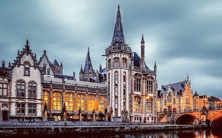 Edition 60: Ghent, Belgium