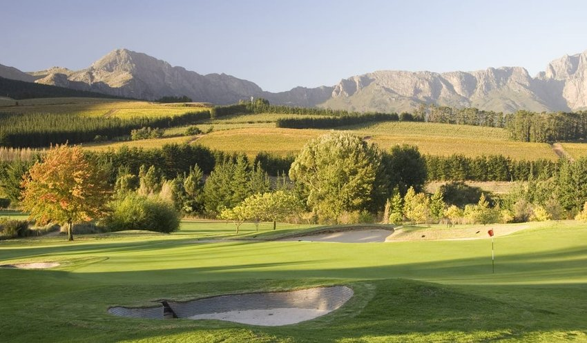 Leopard Creek Country Club, Mpumalanga, South Africa