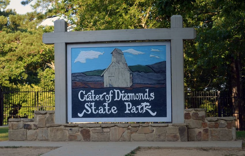 Crater of Diamonds State Park