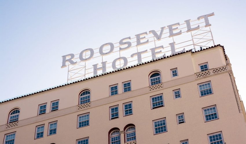 The Hotel Roosevelt