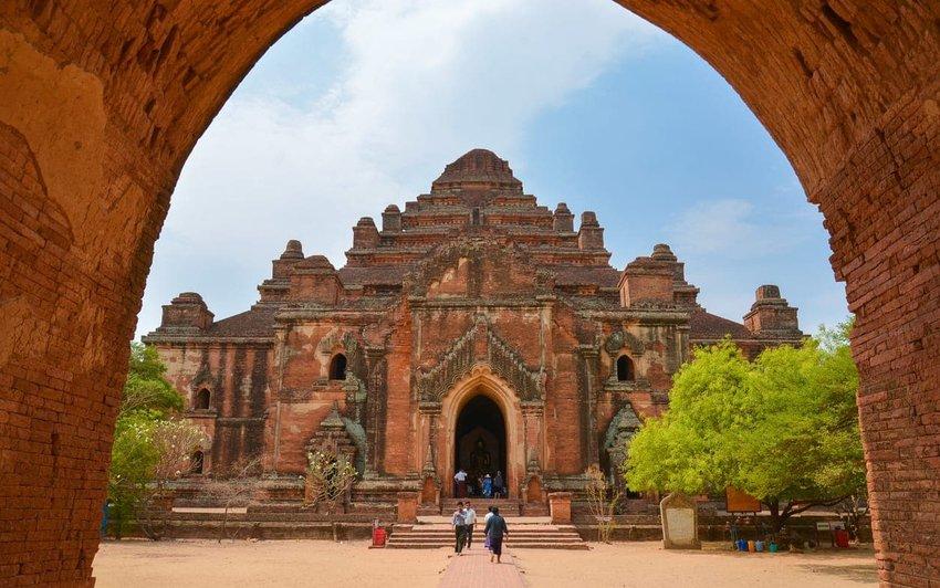 Dhammayangyi Temple - Bagan, Myanmar