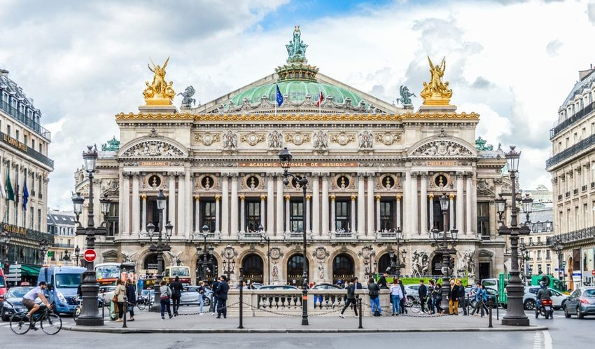 The National Opera of Paris