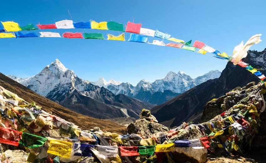 Finding Karma in Nepal: An Interview with a Sherpa