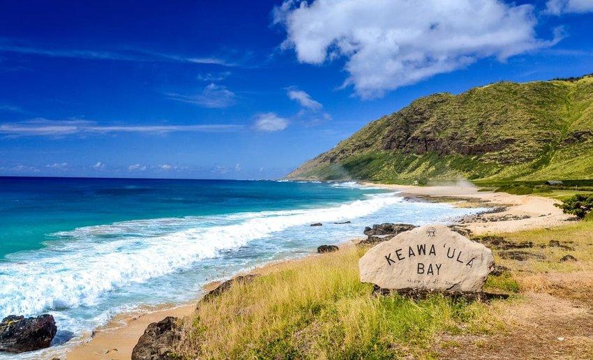 Keawa'ula Beach, Oahu