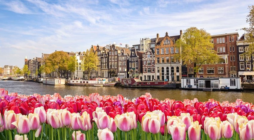 Amsterdam, Holland