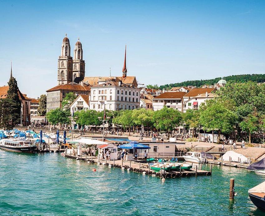 Edition 64: Zurich, Switzerland