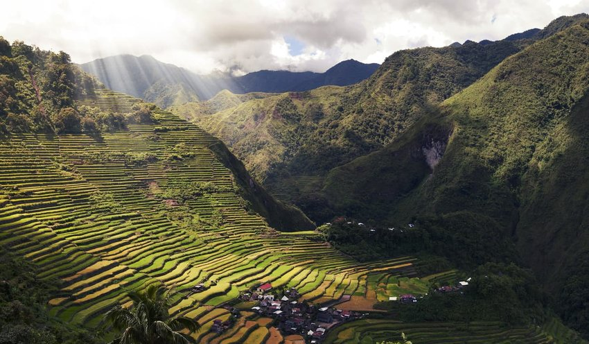 Banaue Rice Terraces, Philippines