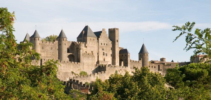 Château Comtal, France