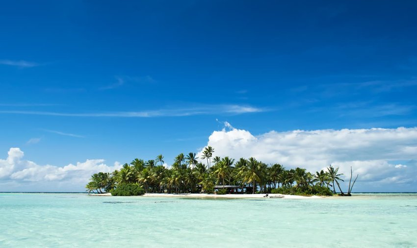 Rangiroa, Tahiti