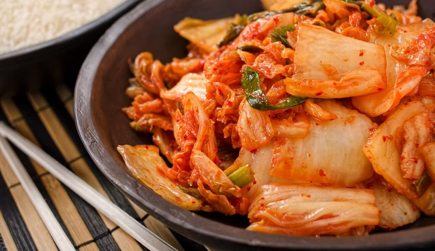 Korea – Kimchi