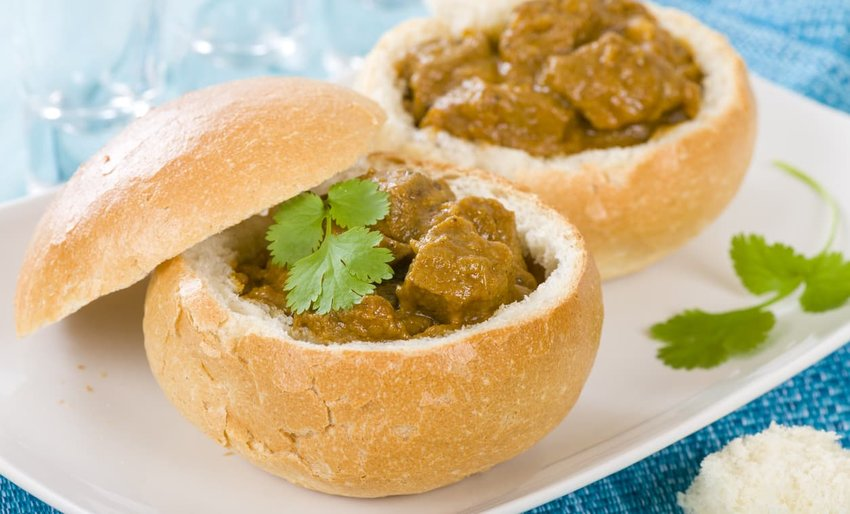Bunny Chow, South Africa