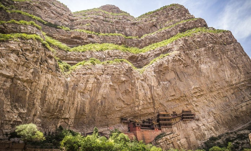 Hanging Temple - Shanxi, China