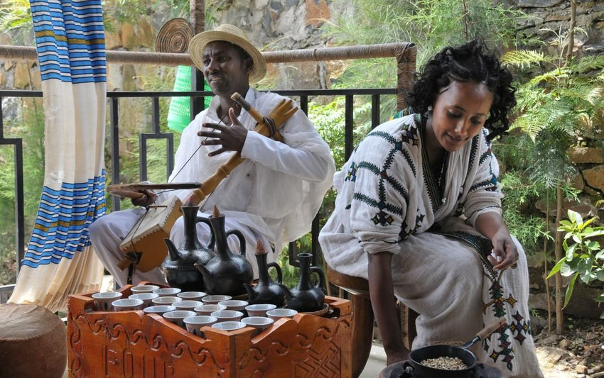 Ethiopia - Bunna