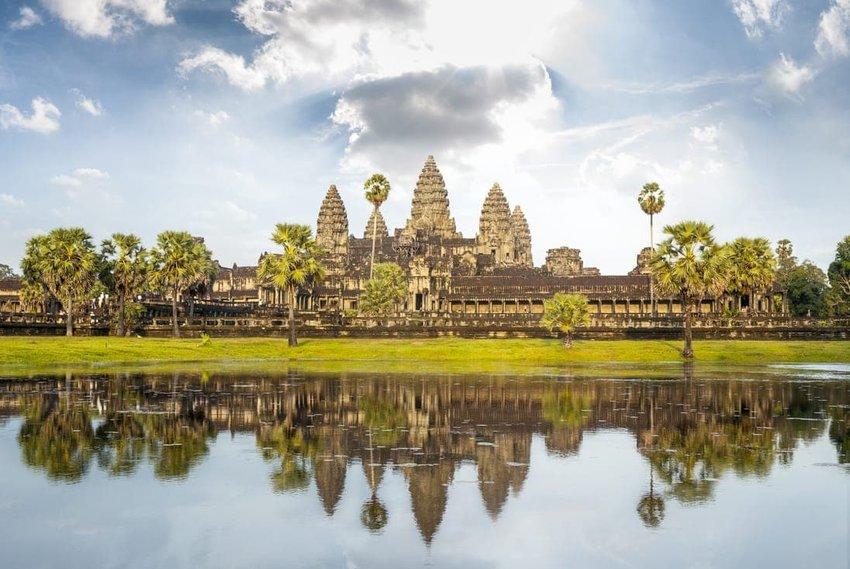 Angkor Wat - Siem Riep, Cambodia