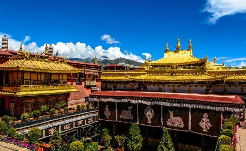 Jokhang Temple - Lhasa, Tibet