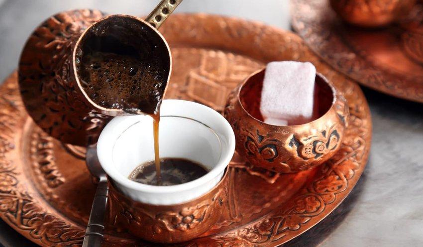 Turkey –  Kahvesi