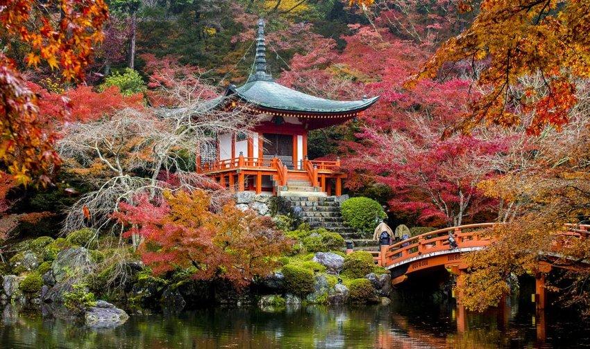 Daigo-ji - Kyoto, Japan