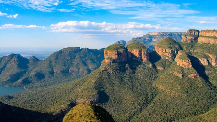 The Drakensberg Mountains – South Africa