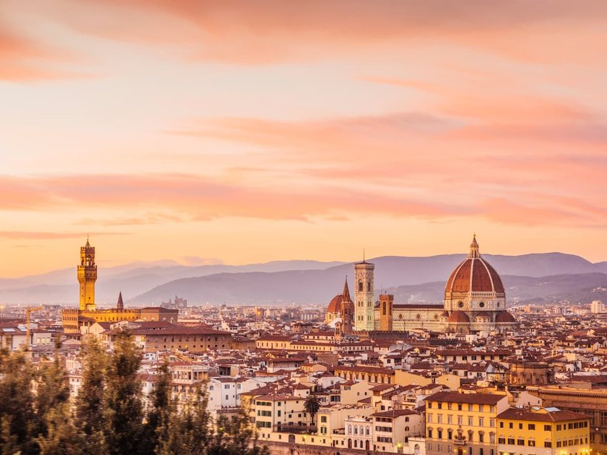 Healthy Eats Travel Guide: Florence