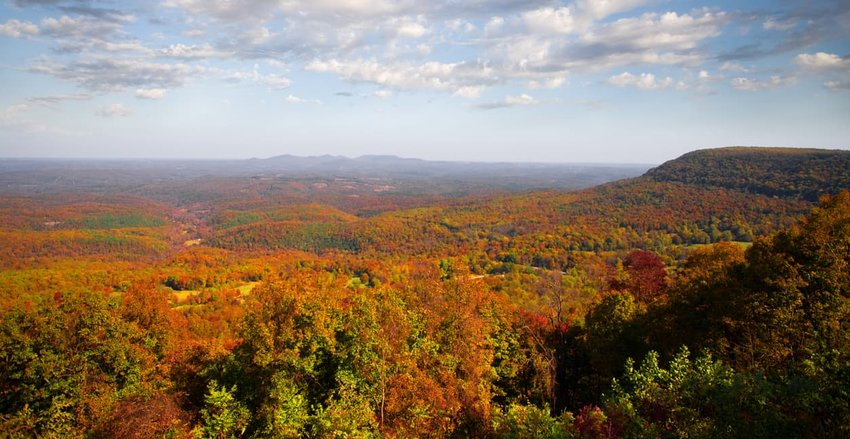 Ozark Mountains, Arkansas