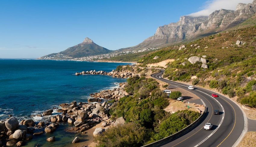 The Garden Route, Western Cape, South Africa