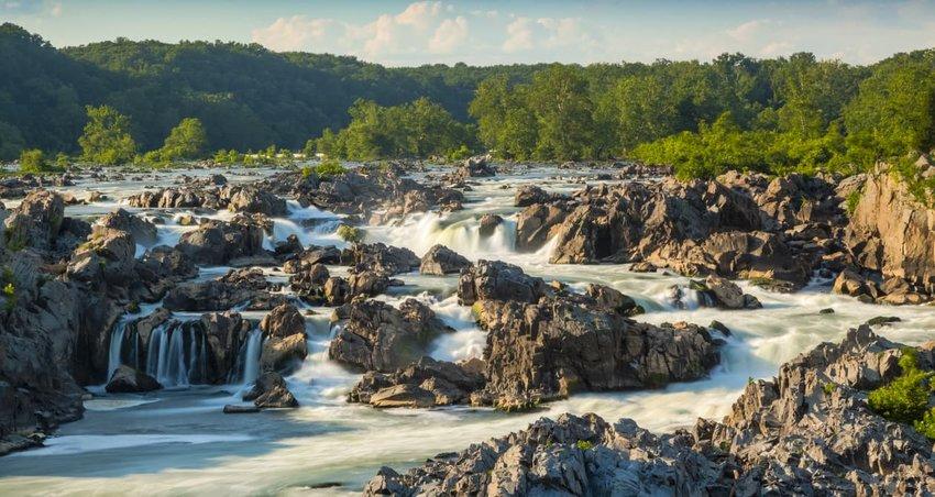 The Potomac Heritage Trail
