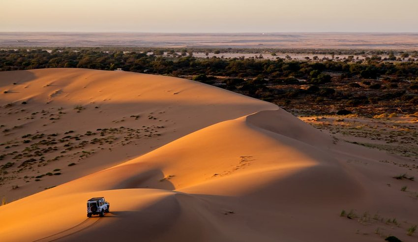 The Skeleton Coast Namibia
