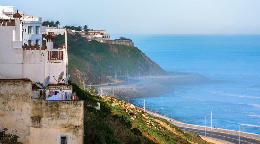 The Moroccan Coast, Morocco