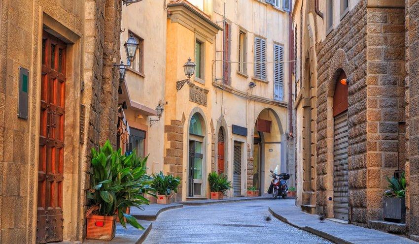 Le Stanze di Santa Croce, Florence