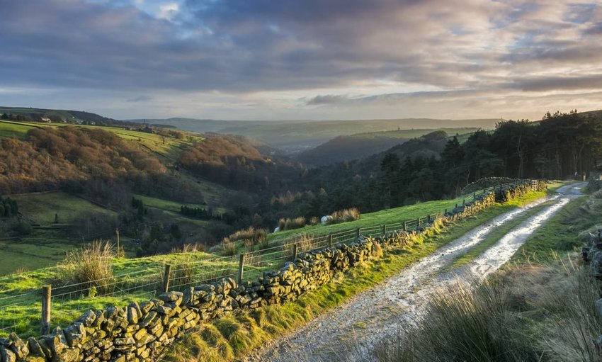Ponden Hall, Yorkshire