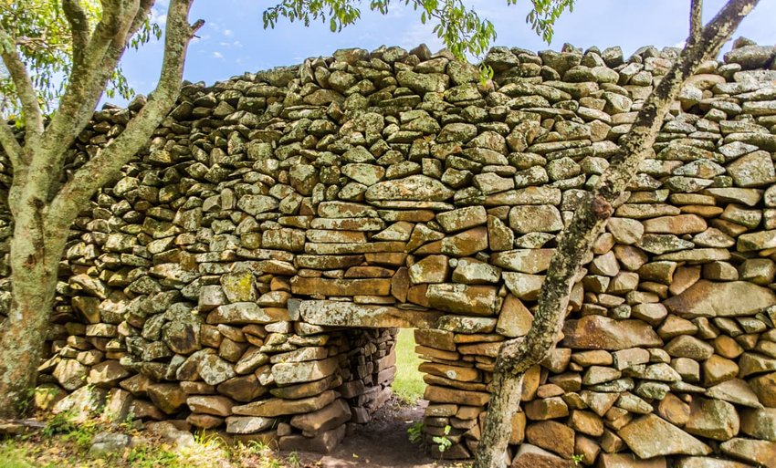 Thimlich Ohinga Archaeological Site, Kenya