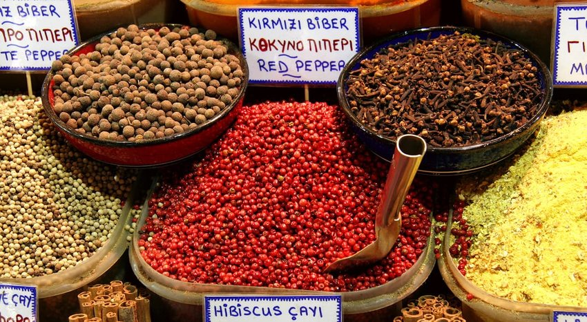 Mouthwatering Food Markets from Around the World