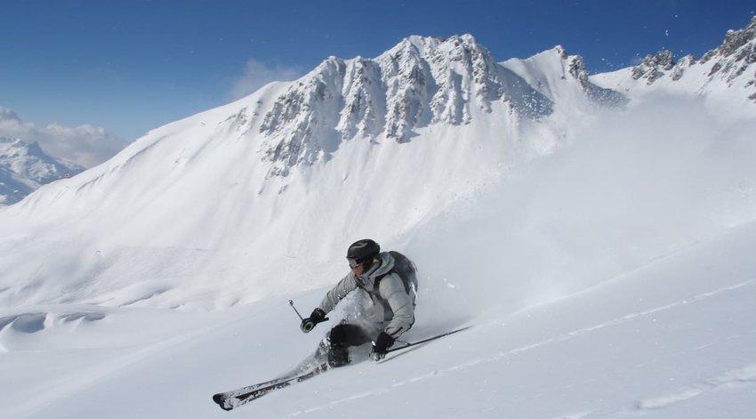 Saint Anton am Arlberg, Austria