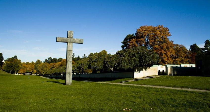 Skogskyrkogården, Woodland Cemetary, Stockholm (UNESCO World Heritage)