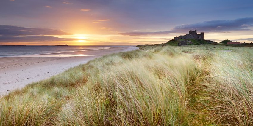 Northumberland Coast AONB