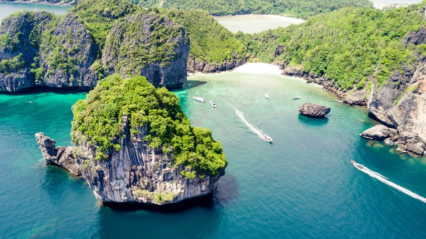 4 Thailand Beaches for Your Bucket List