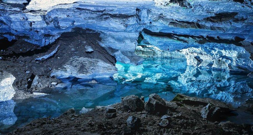 Kungur Cave, Russia
