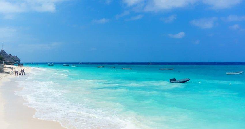 beach in tanzania