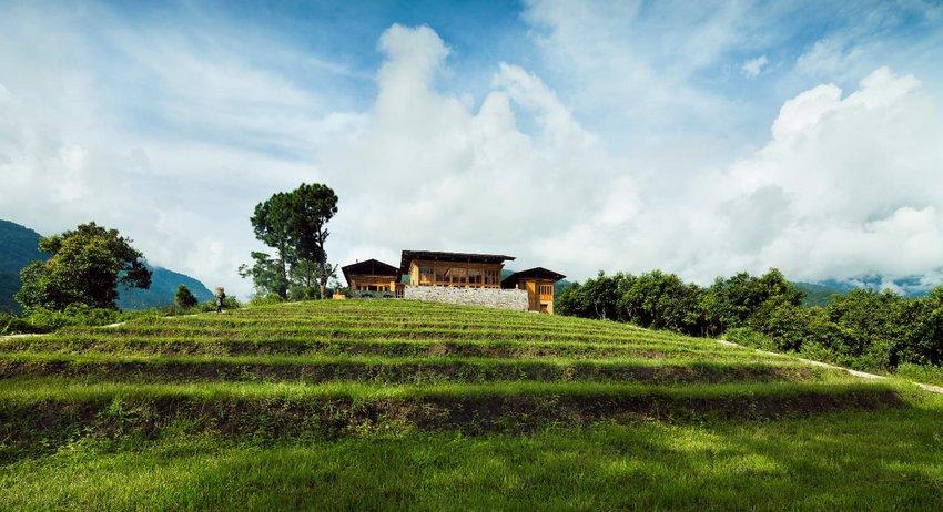 Uma-Punakha---Hotel----Exterior-view-of-Uma-Punakha-1