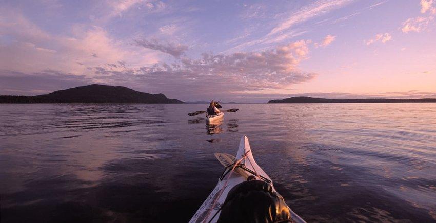 Kayak Sunset Cruise