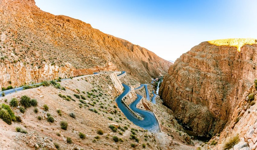 5 Wild African Road Trips