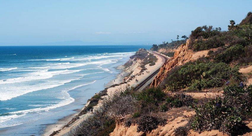 Del Mar Coastline