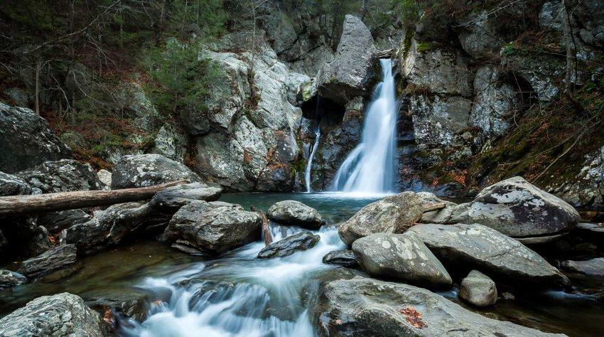 Bash Bish Falls, Massachusetts