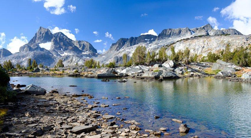 John Muir Trail - Banner Peak