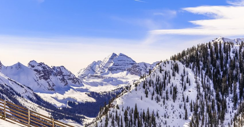 Maroon Bells, Snowmass, Colorado