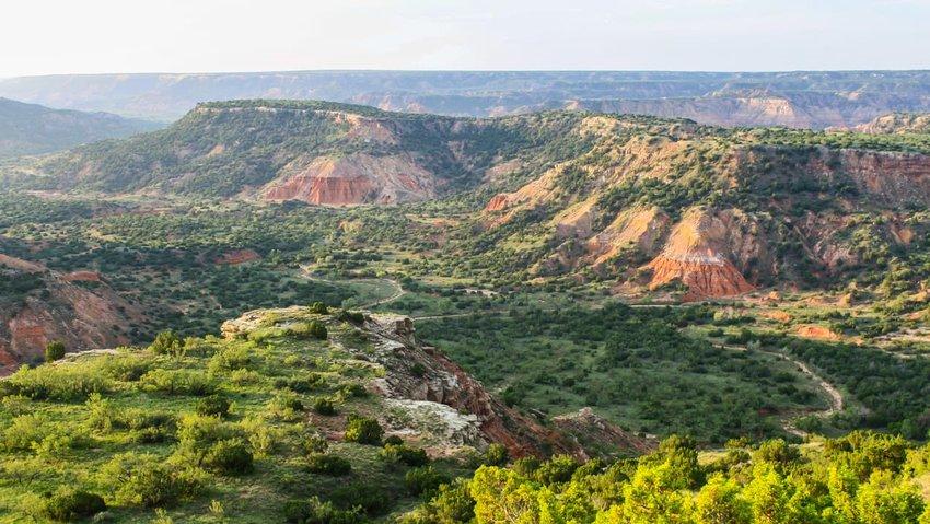Palo Duro State Park, Texas