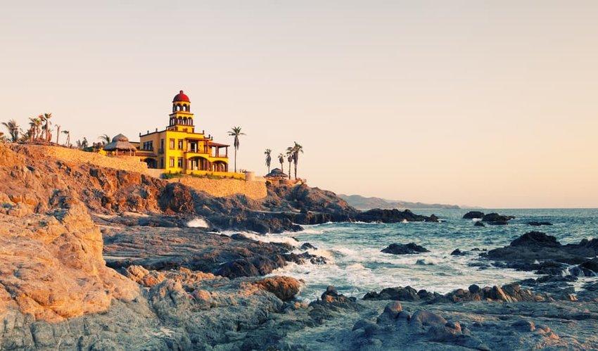 Hacienda at Cerritos Beach, Baja, Mexico