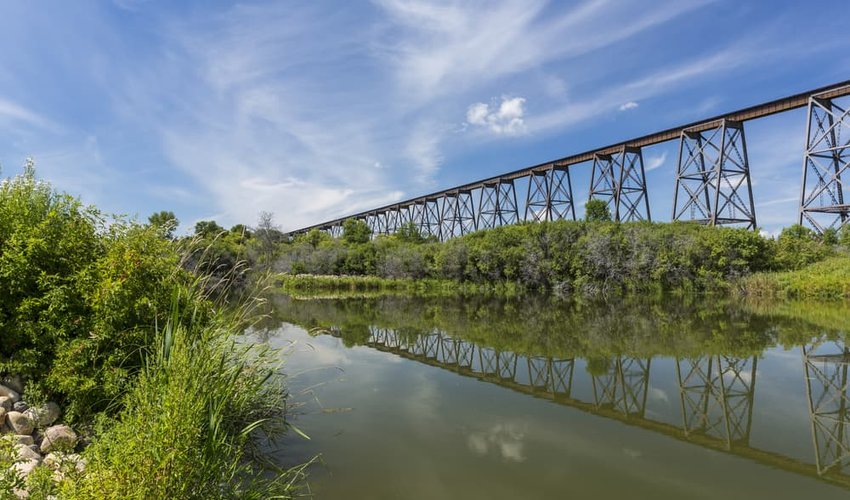 Hi-Line Railroad Bridge
