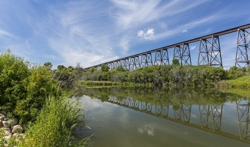 Hi-Line Railroad Bridge